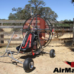 BlackHawk AirMax 220 Paramotor From Utah Powered Paragliding