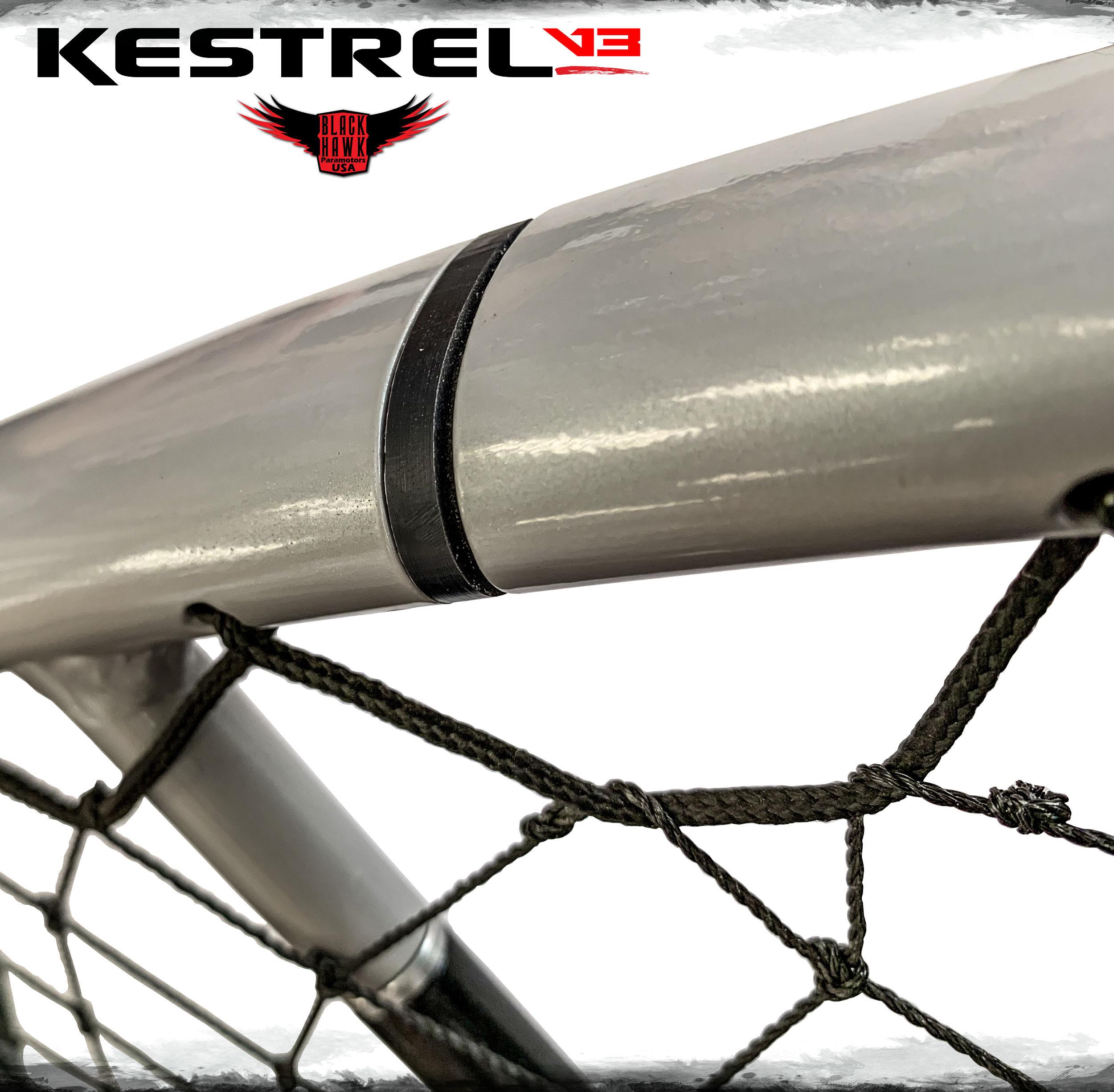 BlackHawk Paramotor Kestrel V3 Paramotor Frame 2019 (13