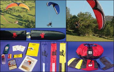 Utah Powered Paragliding Paramotor Package Deals