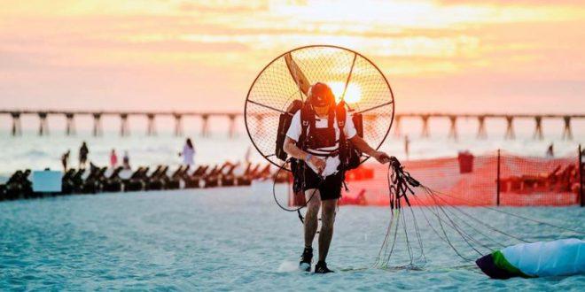 Utah Powered Paragliding – Paramotor Lessons & Sales