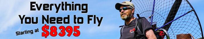 Utah Powered Paragliding Package Deals