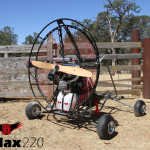 BlackHawk AirMax 220 Paramotor From Utah Powered Paragliding