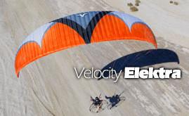 Velocity Elektra Utah Powered Paragliding
